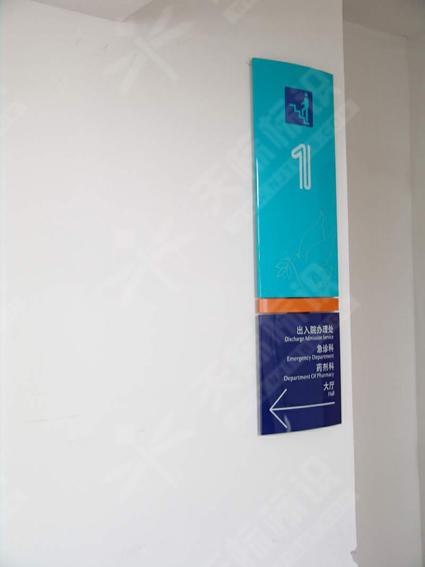 弧形贴墙万博体育manbetex手机登录牌0058